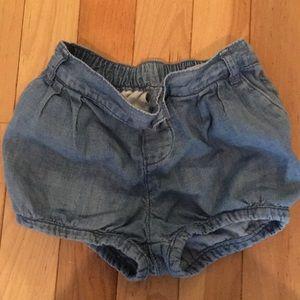 3T bubble shorts